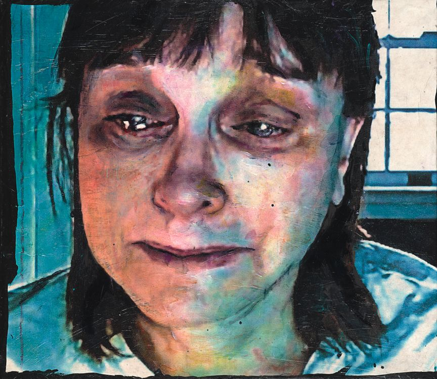 Portraits — Rosemary Feit Covey
