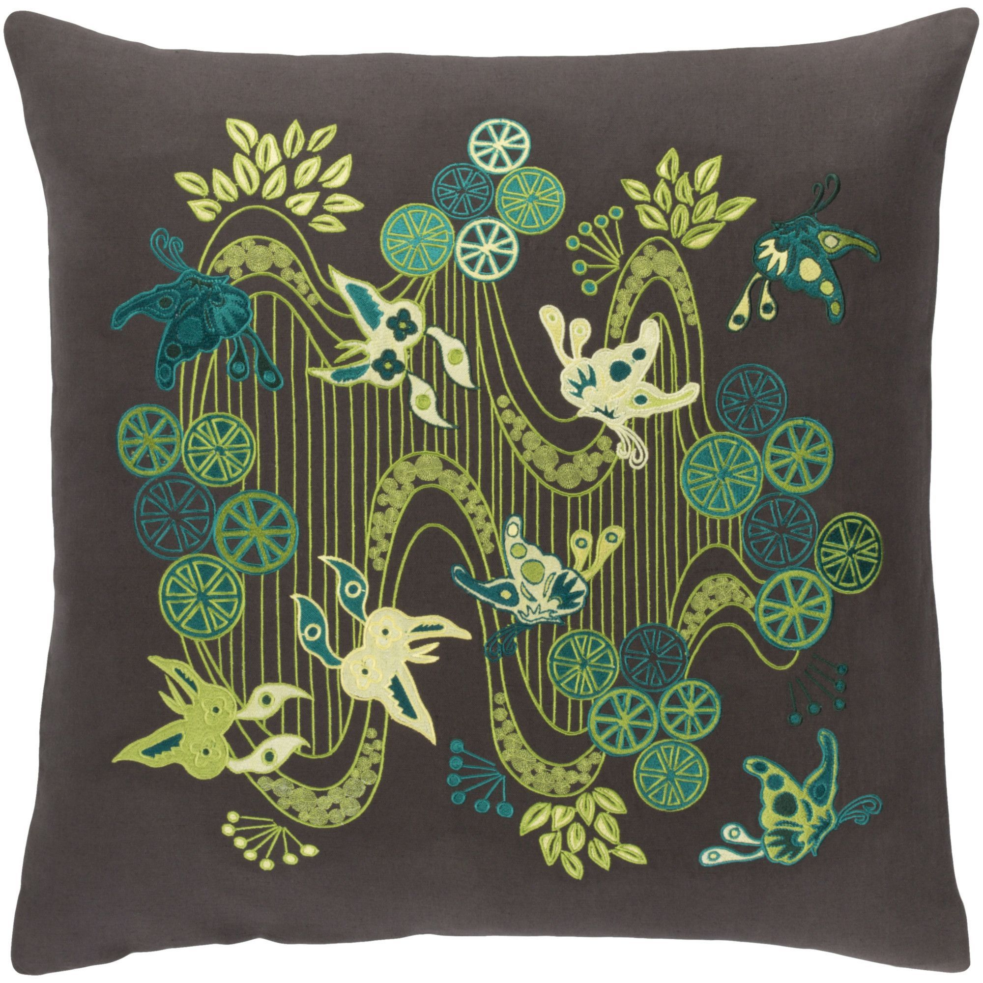 Kismet chinese river throw pillow products pinterest throw