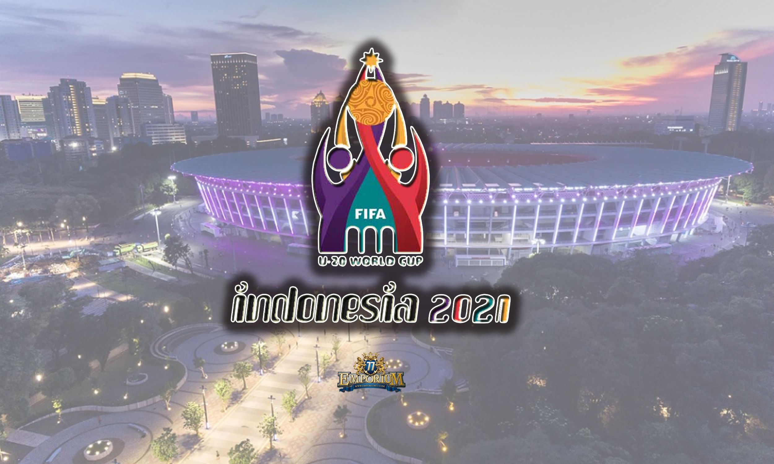 Selamat Indonesia Menjadi Tuan Rumah Piala Dunia U 20 2021 Dengan Gambar Fifa Piala Dunia Indonesia