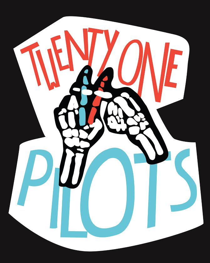 Twenty One Pilots Poster Contest - Becca Anne