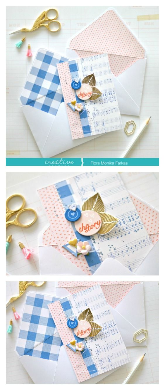 Handmade Cards With Envelopes Cards Handmade Cards Cute Cards