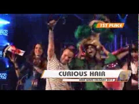 Hair Wars The Supreme Salon Tour Calgary 2013 Beauty Salon Supplies Natural Health Salons