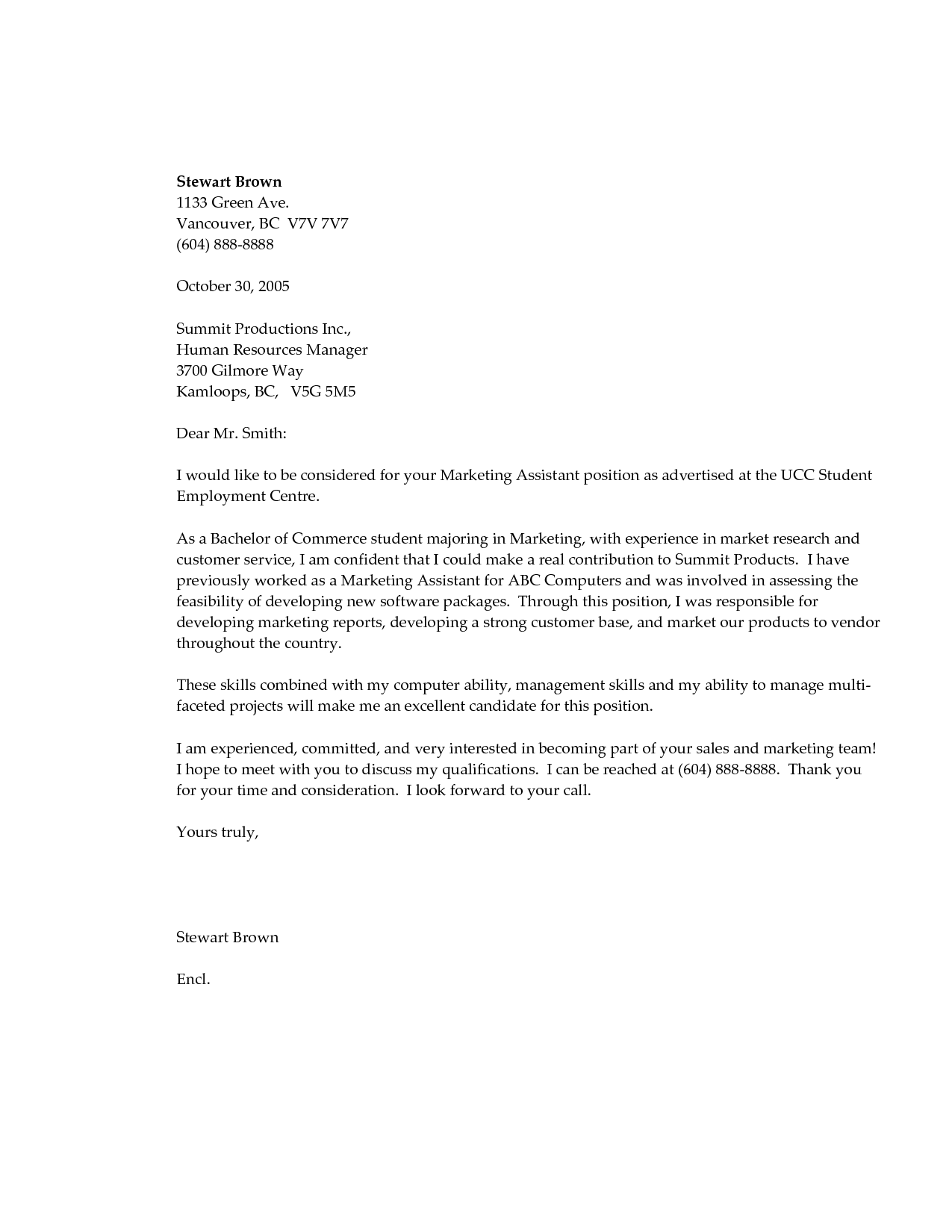 Professional Cover Letter Crna Cover Letter