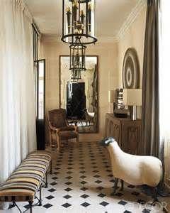 Jean Louis Deniot Black and White Floor