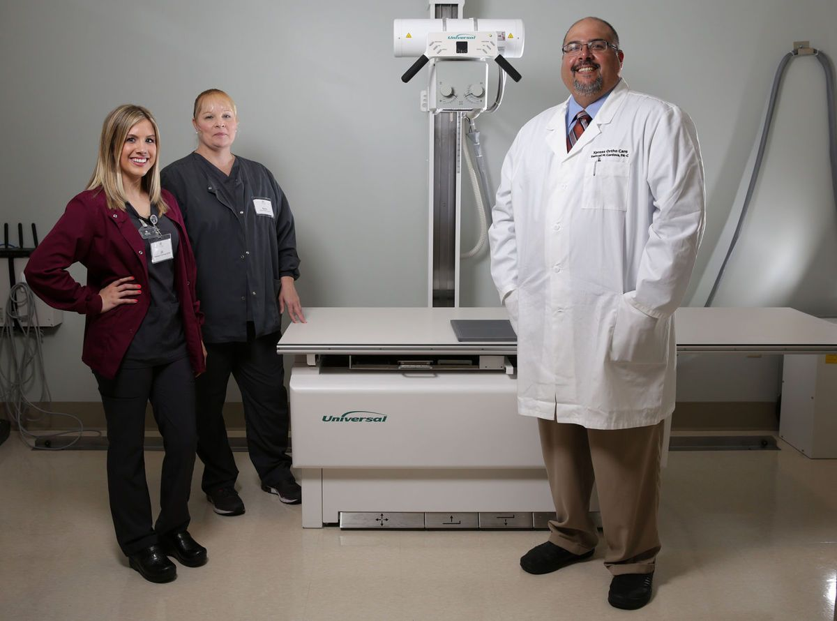 Orthopedic urgent care clinic opens in Dyer Urgent care