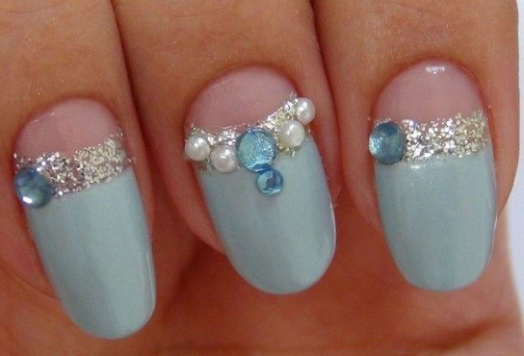 diy prom nails – Cute Nail Ideas | hair & nails | Pinterest | Prom nails