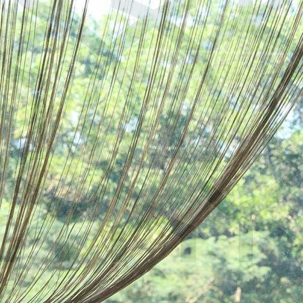 Thread Curtain Room Dividers