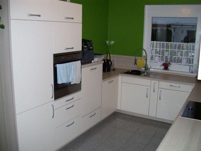 Grüner Küchentraum Küchen planung, Küche, Küchenplanung