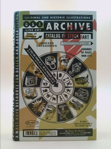 Csa Archive Book (Charles S. Anderson) | New and Used Books from Thrift Books