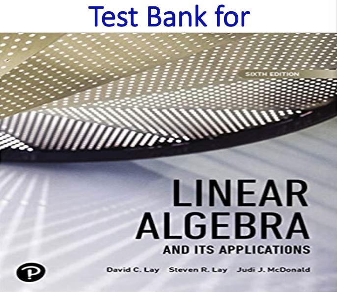 Pin On Test Bank