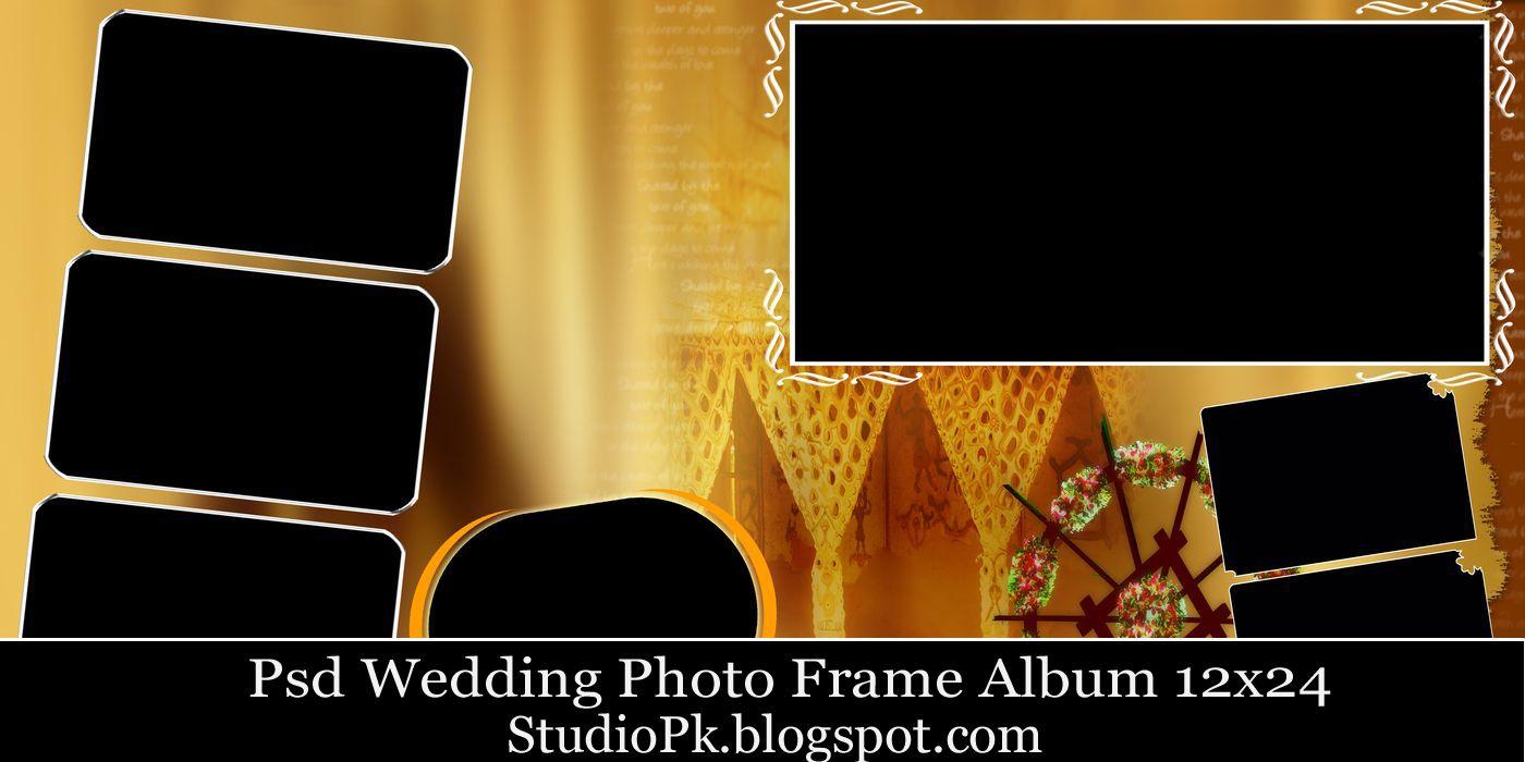 35 Wedding Album Design Templates Psd Download | Pinterest | Album ...