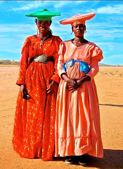 Information On Clothes Worn In Angola Africa