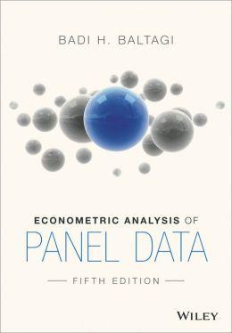 Econometrics Of Panel Data Methods And Applications
