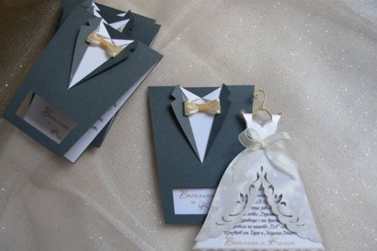 unique wedding invitations 5 Wedding Invitations Pinterest