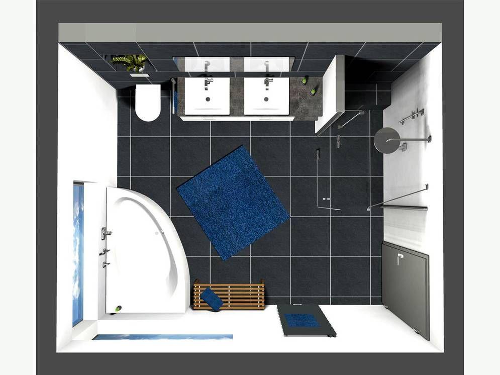 bad-dusche-sitzbank-eckwanne-01-77.jpg 995×746 Pixel | fürdö | Pinterest