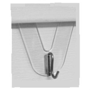 Another Option For Vinyl Siding No Hole Hooks This One Is From Truevalue Vinyl Siding Vinyl Siding Hooks Siding