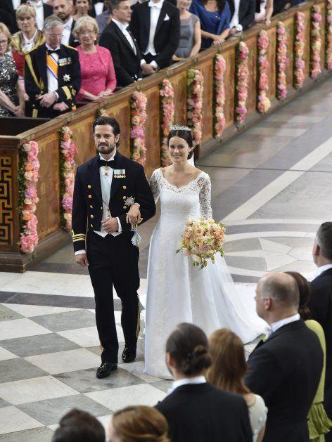 Victoria Madeleine Von Schweden So Schon Bei Der Hochzeit Ihres Bruders Royale Hochzeiten Hochzeit Schweden