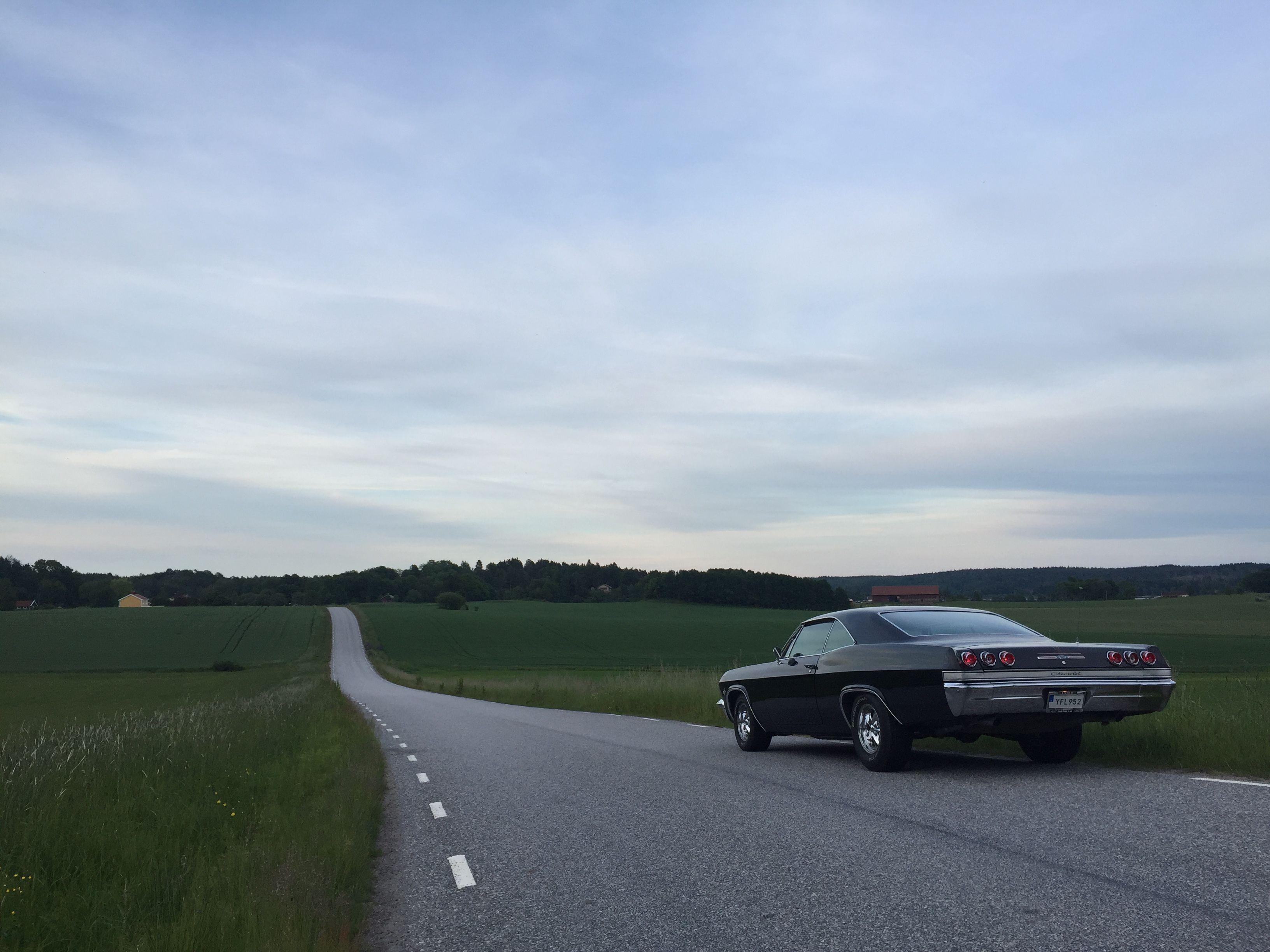 Nice Roads I Dalsland Sweden