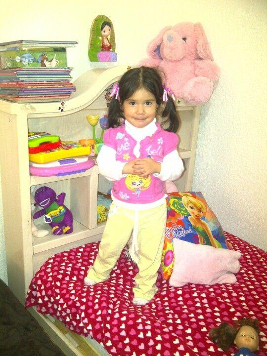 La princesa de mi vida!!!