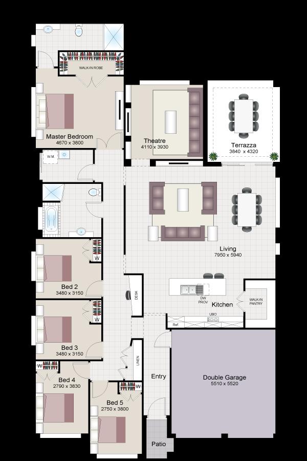 Click To View Floorplan House Floor Design Floor Plans House Floor Plans