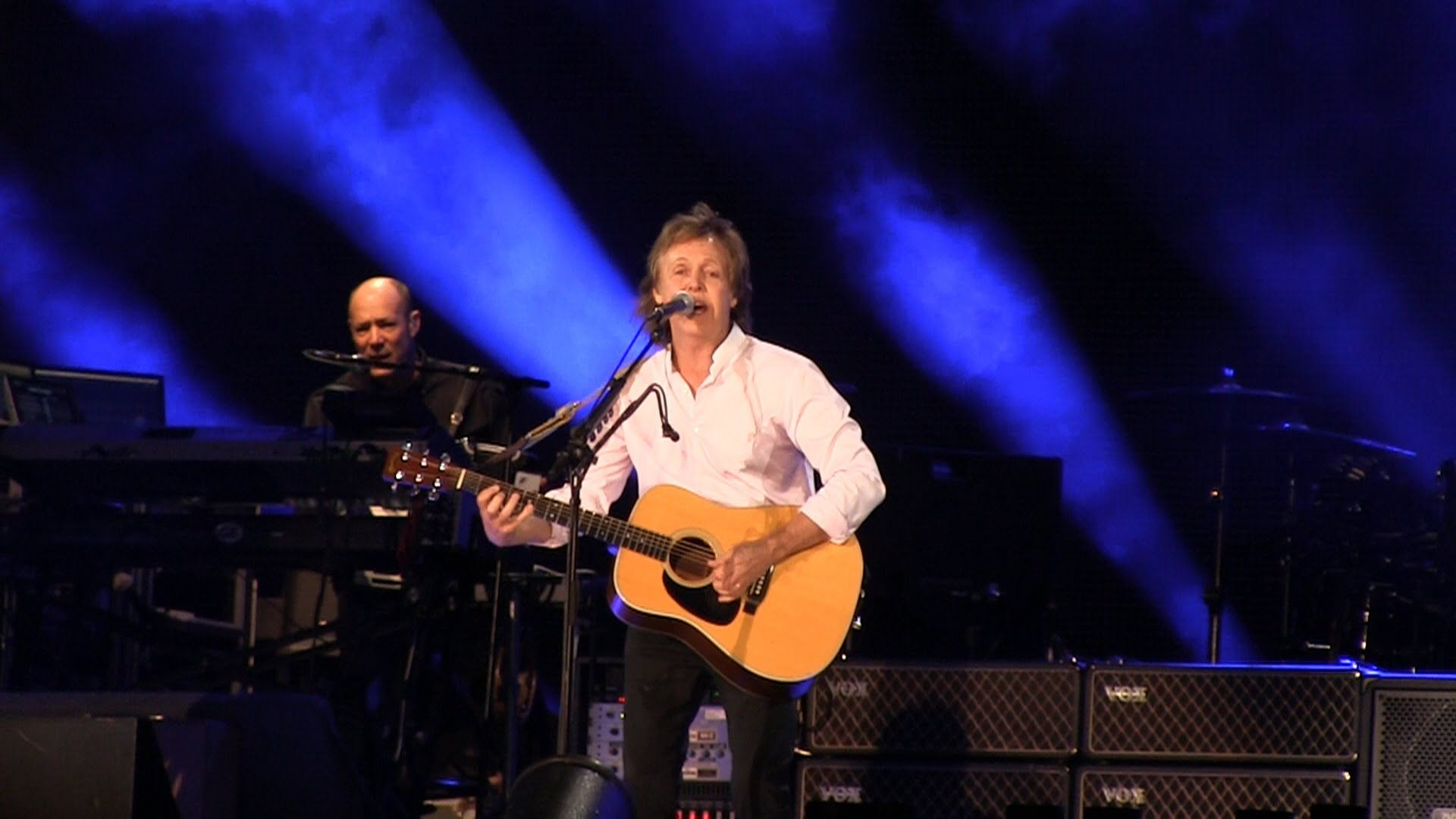 Paul Mccartney Fourfiveseconds We Can Work It Out Lollapalooza Paul Mccartney Songwriting Mccartney