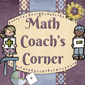 Math Coach's Corner Blog