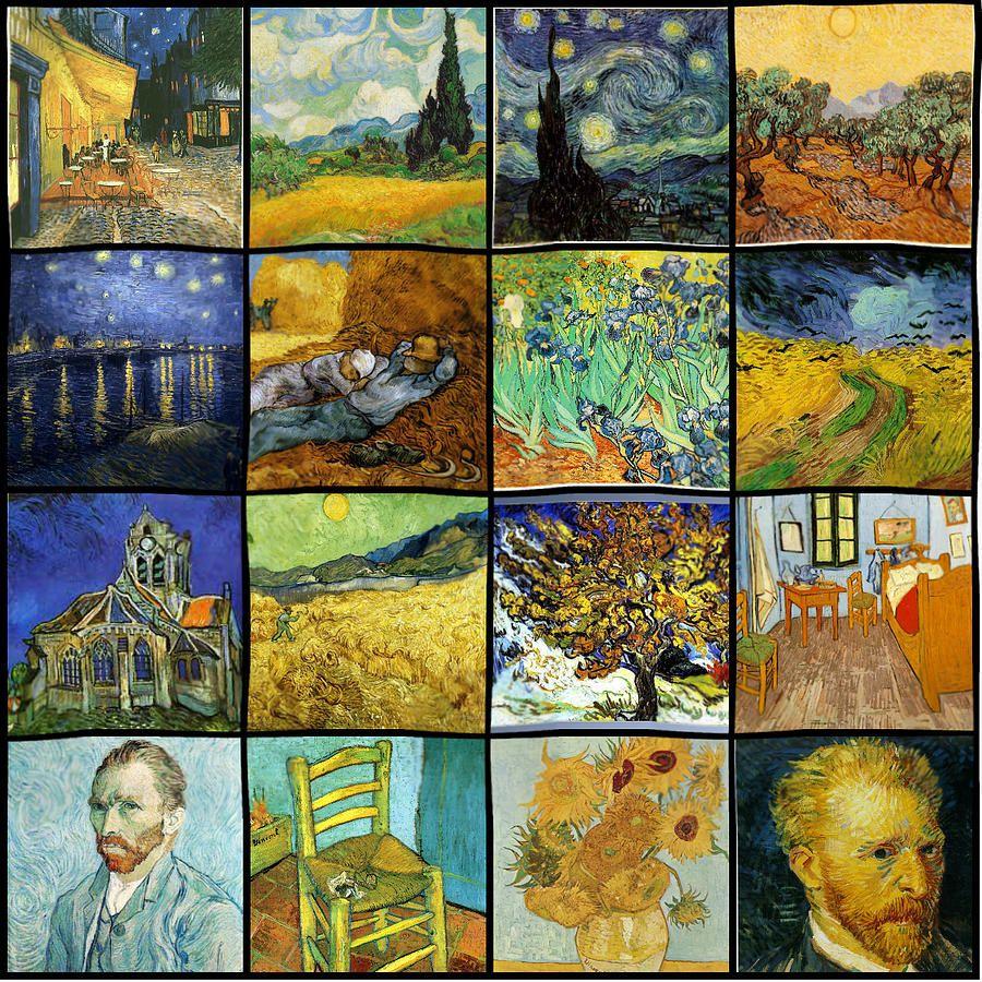 Vincent Van Gogh Google Arts Culture Cuadros De Van Gogh Pinturas De Van Gogh Obras De Arte Pinturas