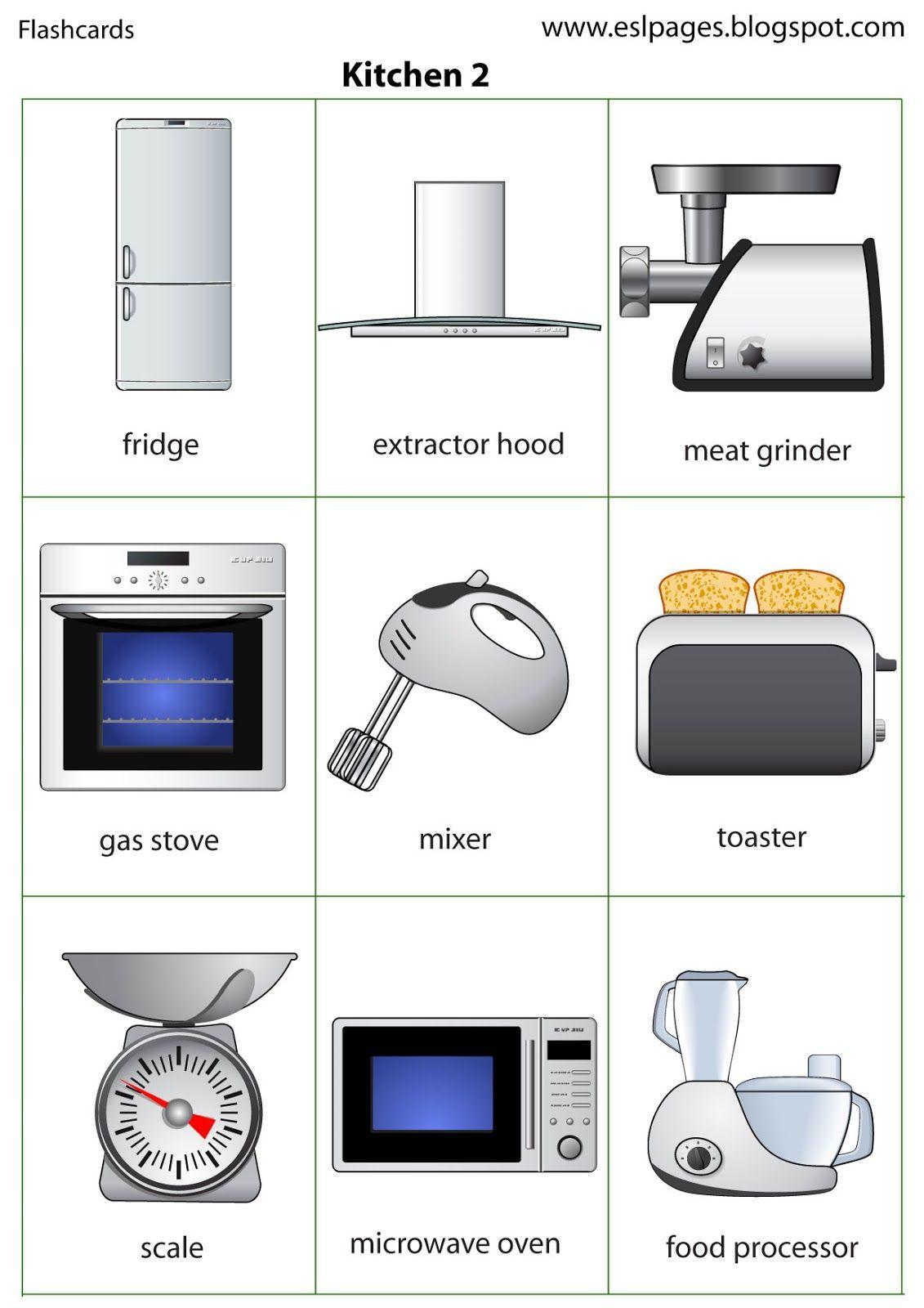 Esl Pages Kitchen