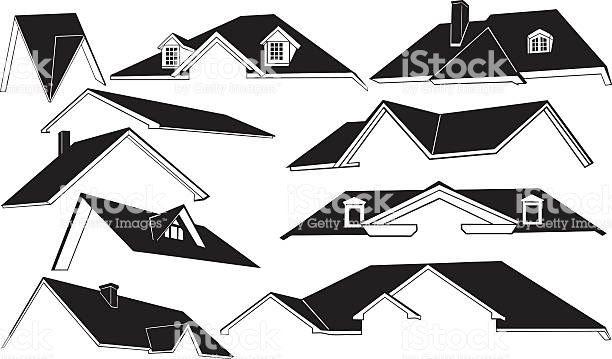 Rooftop Silhouette Free Vector Art 8 Free Downloads Free House Roof Silhouette Download Free Clip Art Free Das Sind Die B In 2020 Roof Rooftop Lighting Outdoor Santa