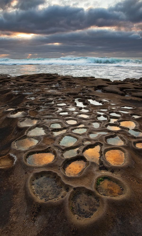 Coastal Potholes