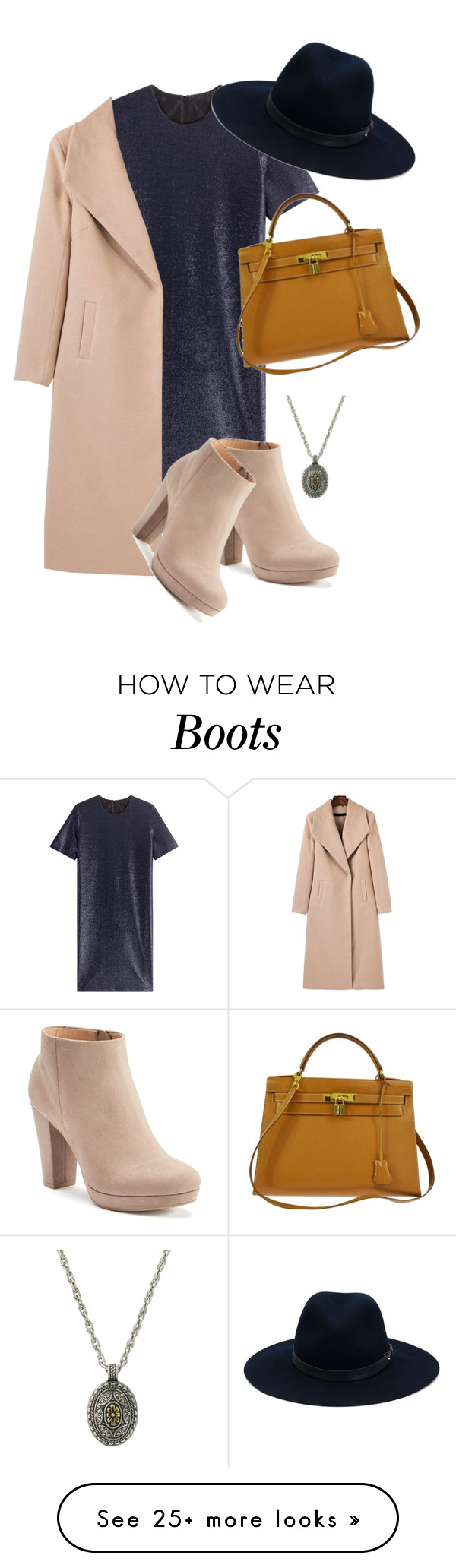 """""""Boots all time"""" by echarra on Polyvore featuring Jil Sander, LC Lauren Conrad, Hermès and rag & bone"""