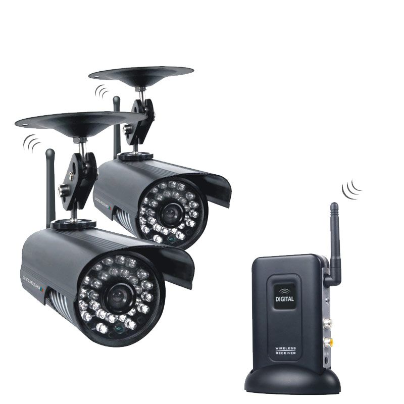 Outdoor Wireless Security Camera See more information on ...