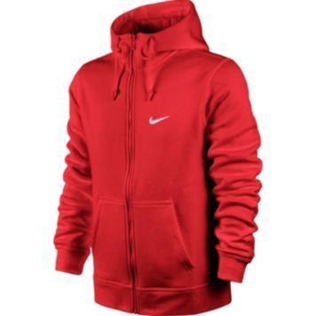 Nike Club Swoosh Fleece Hoodie - Men