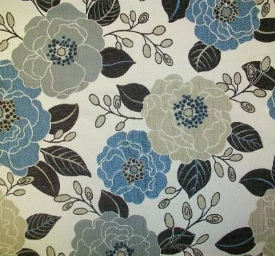 Love this fabric, would look great at a bench at the foot of the bed!
