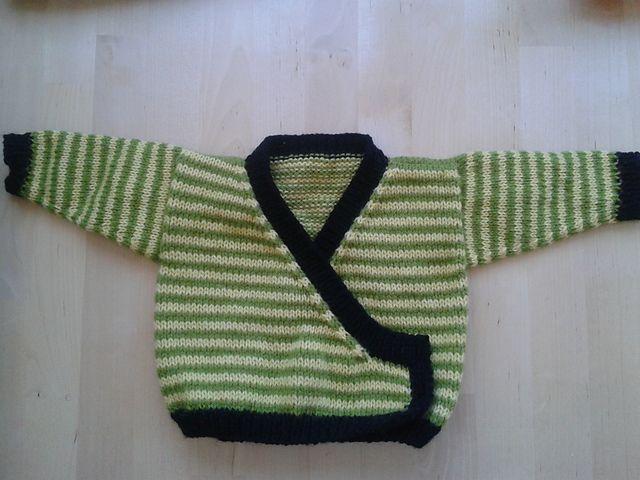 chaqueta recien nacido | Punto | Pinterest | Recién nacidos ...