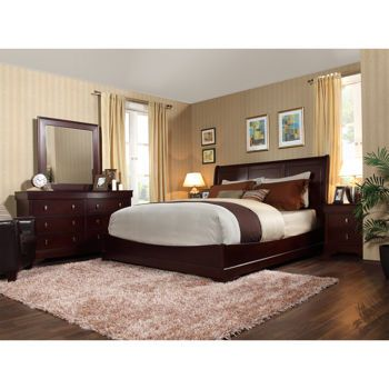 Costco Dawson 6Piece Cal King Bedroom Set  Home Decor Simple Cal King Bedroom Sets Design Inspiration