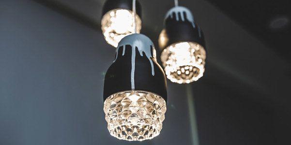 Lampade Fedora di Axo Light www. Milano Design Week .org