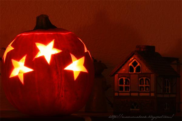 Stars pumpkin