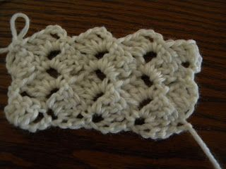 Tulip Crochet Stitch ... Lots of crochet stitches
