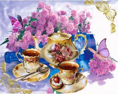 Tea Time ~ Lovely ~