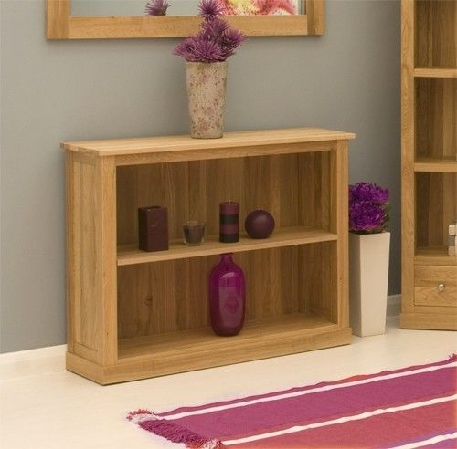 living room office outdoor furniture home furnishings mobel oak low bookcase http www tradepricefurniture co uk mobel oak low bookcase html