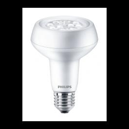 Heller Rr80 Led Strahler Von Philips 7 Watt 100 Watt Angenehmes Warmweisses Licht 2700k Sockel E27 230v Kolbenausfuhrung Led Bulb Light Bulb