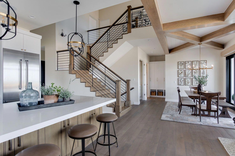 Modern Farmhouse Home Tour Simons Design Studio
