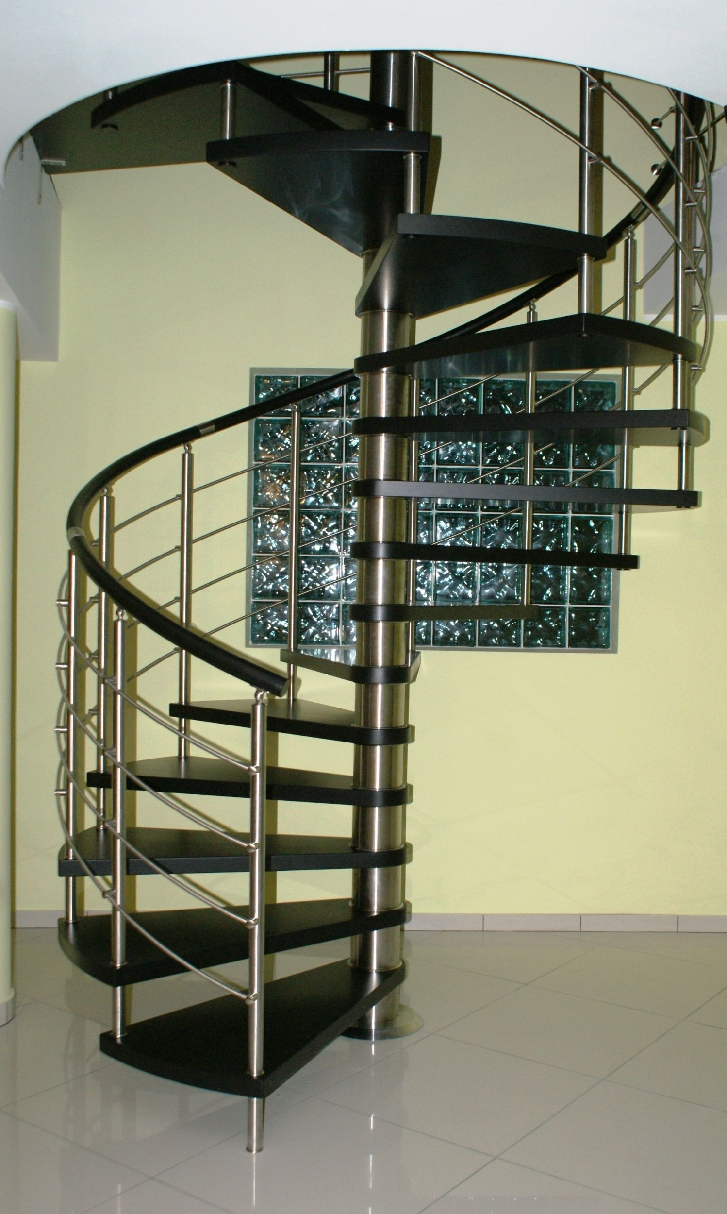 Schody Krecone Spiralne Duda Model Venecja Vertical 170 Cm Home Decor Loft