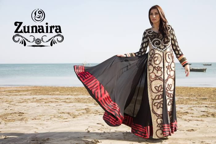 Zunaira's Lounge Summer Wear Collections 2014 for Young Girls 13 Zunaira's Lounge Summer Wear Collections 2014 for Young Girls