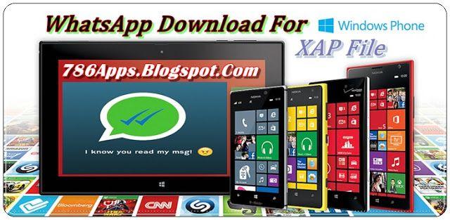 Whatsapp 2 12 72 0 Xap For Windows Phone Final Version Download