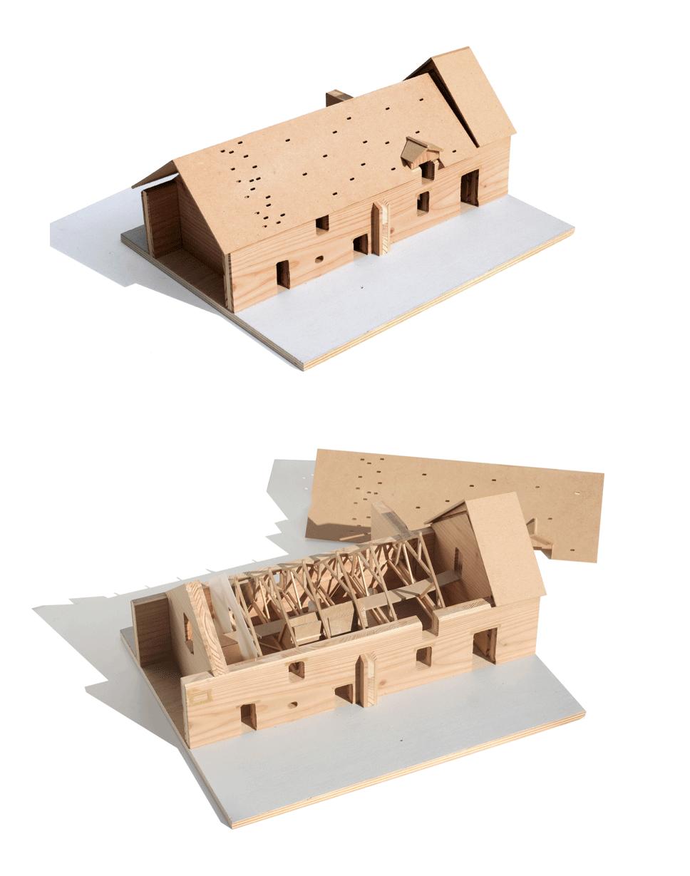 maquettes Tizé - studio mAAb
