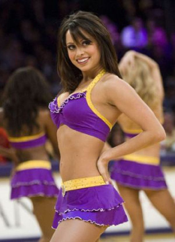 Sexy laker girls