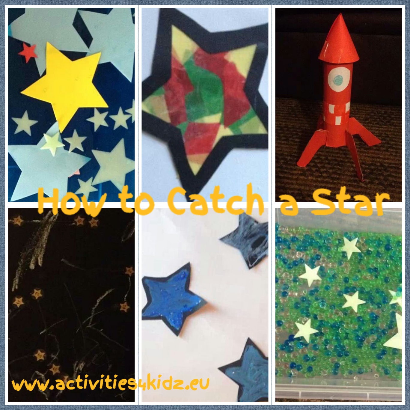 How To Catch A Star By Oliver Jeffers Activities And Crafts