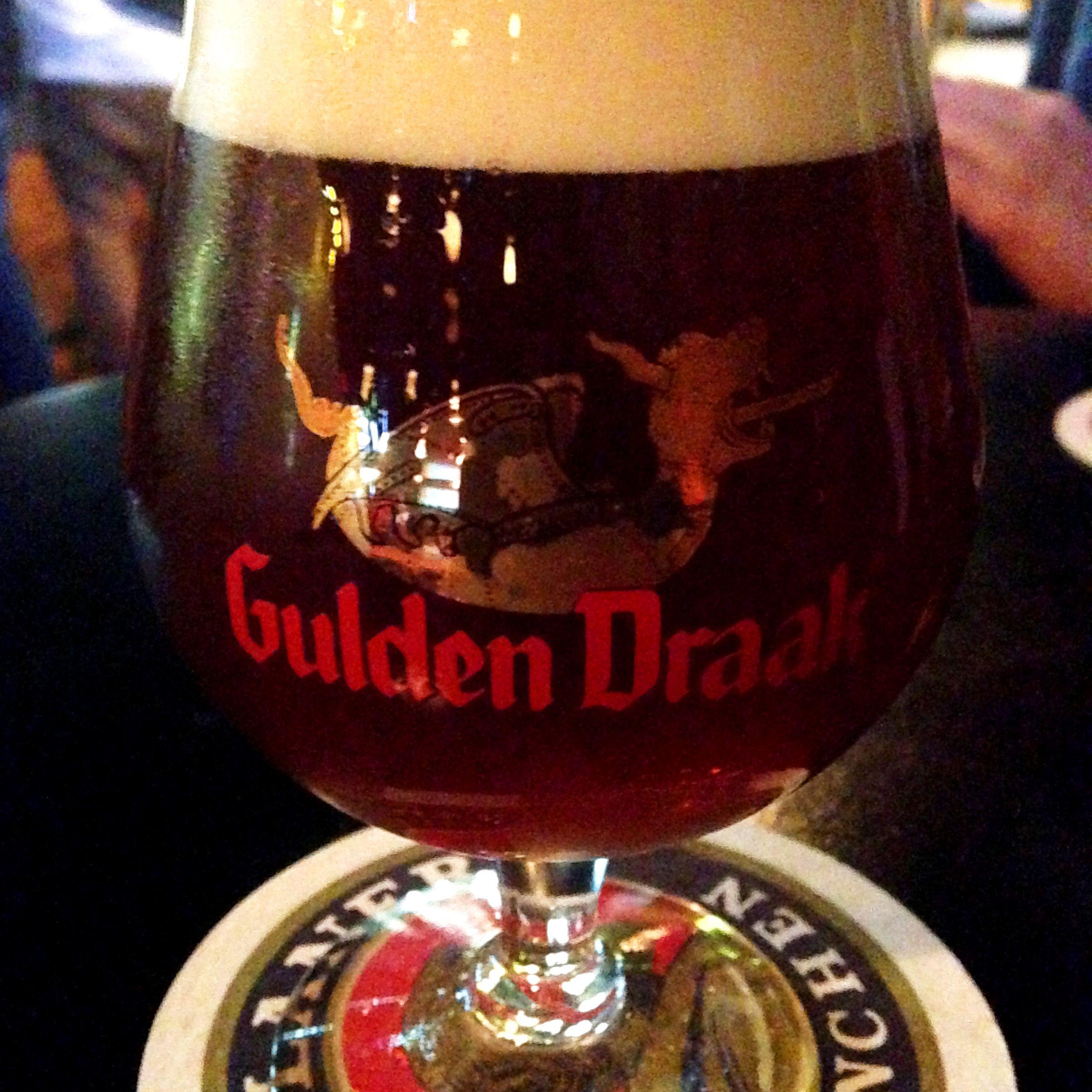 Gulden Draak #cerveja #beer